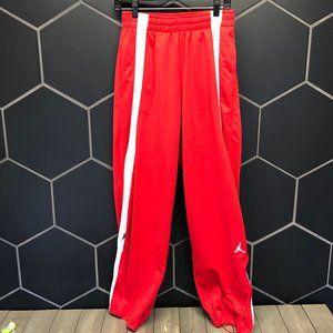 Used Jordan Athletic Training Sweatpants Red/White